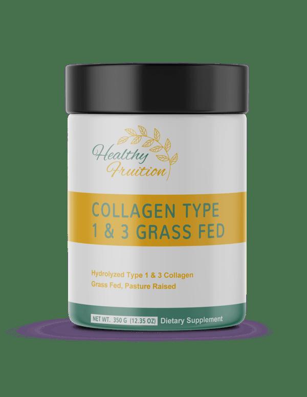 Collagen Type 1 & 3 Grass Fed 350g – 35 servings