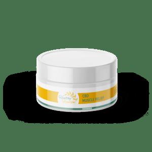 Muscle Pain Cream (2oz) 500mg